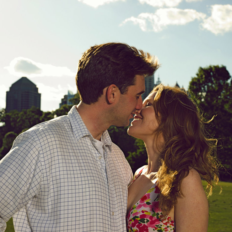 Atlanta Wedding Photography: Atlanta Engagement Photography: Sarah+will: Turner Field