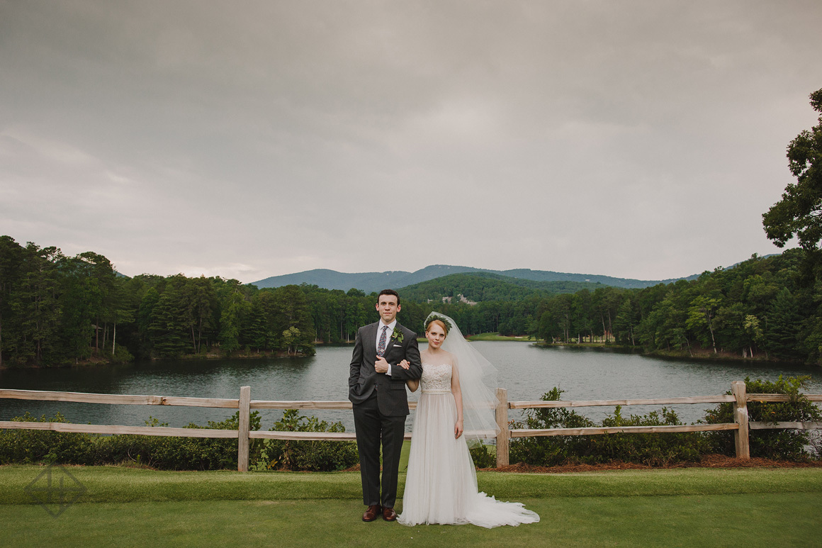 A Camp Themed Wedding In The North Georgia Mountains Jamie And Ryans At Chimneys Big Canoe Had Everything